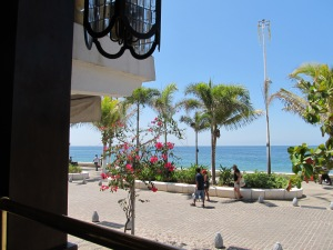 Seaside in Puerto Vallarta