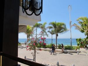 Seaside in Puerto Vallarta