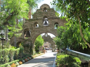 The Mission Inn Bell Tower!