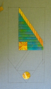 Geometric Butterfly -- End of Day One!