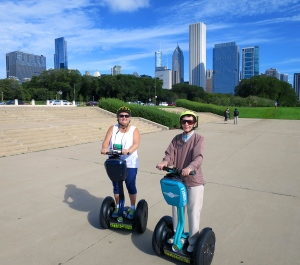 The Lakefront Segway Tour!