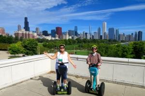 Chicago Skyline from Shedd Aquarium!