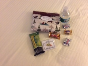 Goody Bag Contents