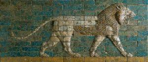 lion-relief