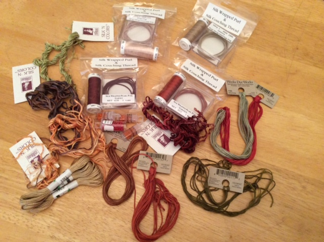 Embellishment Class with Julia Snyder (2/6)