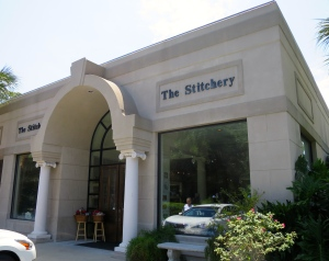 The Stitchery on St. Simon's Island