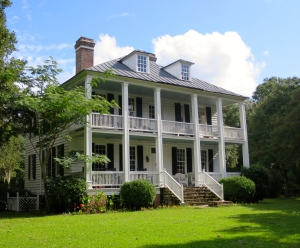 Hopsewee Plantation House!