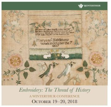 Winterthur 2018 Conference